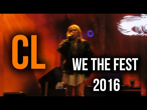 CL - Live In Jakarta (We The Fest 2016) [ AUDIO ]