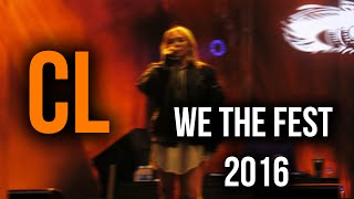 cl live in jakarta we the fest 2016 audio