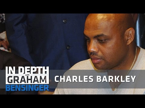 Charles Barkley on gambling: Lost $1 million 10-20 times