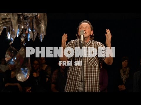 Phenomden & The Scrucialists - Frei sii | Live at Music Apartment