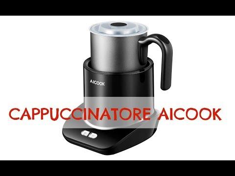 montalatte-aicook:-per-un-cappuccino-perfetto,-schiumoso,caldo-e-morbido!-(recensione)-2c+k