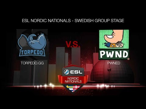 Torpedo.gg vs. pwned - (ESL NORDIC NATIONALS - SWEDISH GROUP STAGE)