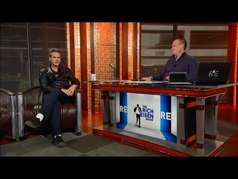 """Actor Cary Elwes of Crackle's """"The Art of More"""" Joins The  in Studio  12415"""