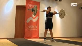 Gewichtheben - Meisterschaften in Schwechat-Mannswörth