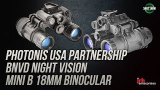 JRH Enterprises & Night Vision Devices - SHOT Show 2019