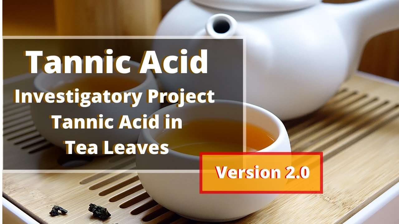 Effects Of Acidic And Alkaline Treatments On Tannic Acid And Its Binding Property To Protein