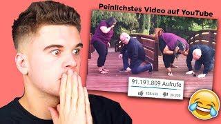 Das PEINLICHSTE VIDEO auf YouTube! (EXTREME PEINLICH)