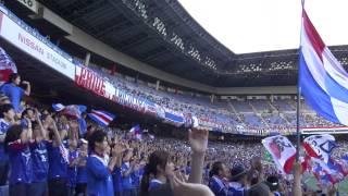 横浜Fマリノスチャント「VamoVamo Marino(s)」20120630@日産スタジアム