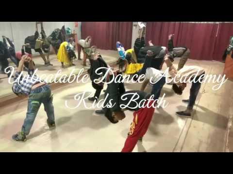 The Humma Song Unbeatable Dance Academy Kids Batch