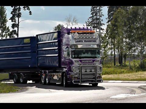 Truckstop Trophy Truck Meet 2016 - Örebro Sweden
