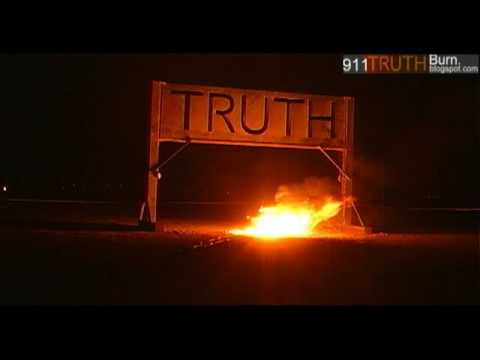 Thermite 9/11 Truth Demonstration at Burning Man