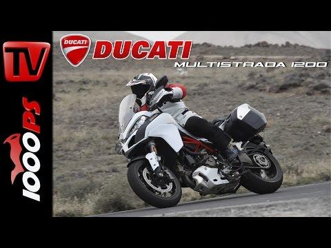 2015 | Ducati Multistrada 1200 S im Test | Action, Details, Fazit