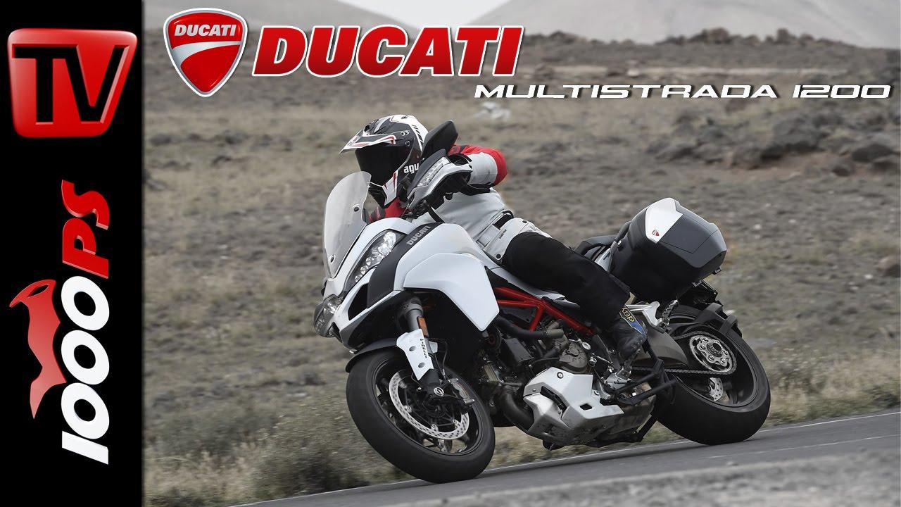 2015 | Ducat... Ducati Youtube Multistrada 2015