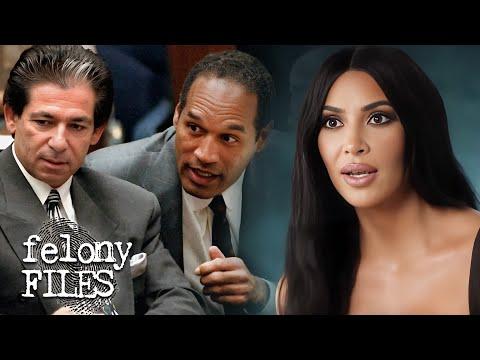 The Kardashian Family Split During O.J Simpson Murder Case | True Hollywood Story