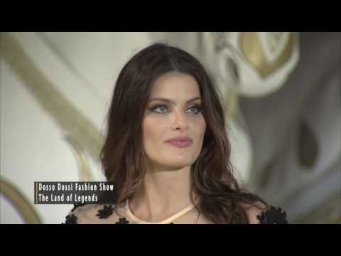 Isabeli Fontana @ Dosso Dossi Fashion Show & The Land of Legends - June 2017