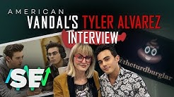 American Vandal S2 star Tyler Alvarez solves poop crime headlines