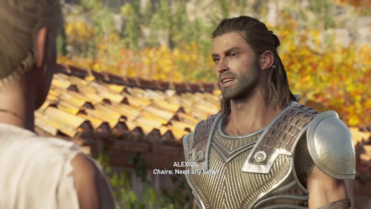 AC Odyssey Gameplay 17 - Alexios - YouTube
