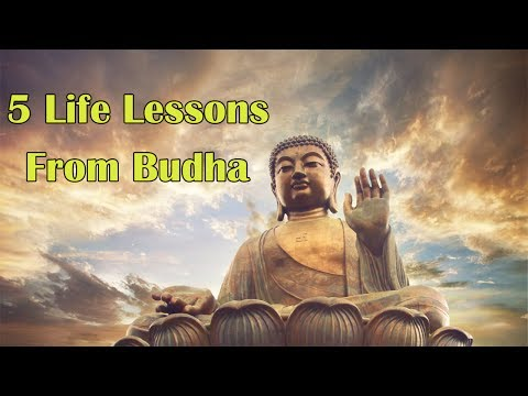 5 Ancient Lessons From Buddha That May CHANGE Your Life