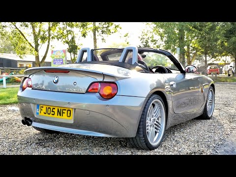 Is This Car A Guaranteed Future Classic? The Alpina Roadster S
