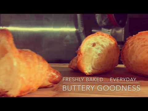 Buttery Goodness, Croissant Freshly Baked Everyday