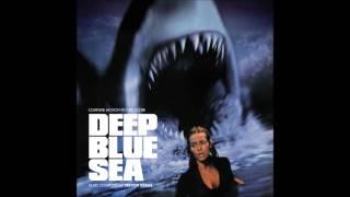 Обложка Deep Blue Sea Carter Swim 1m04 Trevor Rabin 1999