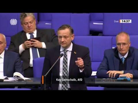 Der moralische Verfall der SPD - Kay Gottschalk AfD 28.05.2020 - Bananenrepublik