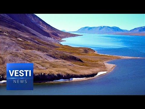 Secret New Arctic Island: Melting Ice Reveals Hidden Lands Never Before Seen Under Thick Sheets