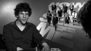 Interview with Jesse Eisenberg - theory11
