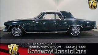 #706 HOU   1964 Studebaker Hawk   Gateway Classic Cars Houston