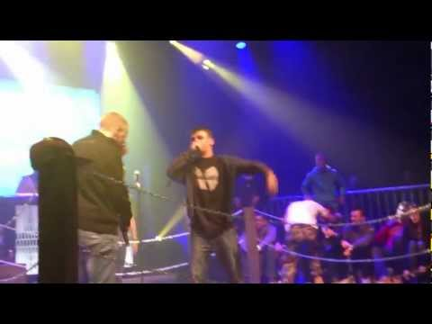 Beli vs Samuraj Krek (Red Bull Mc Battle 21.12.2012)