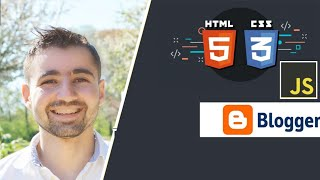 how to upload your website on the internet || how to use html css javascript template in blogger