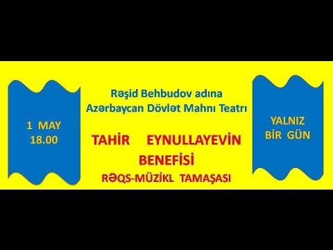 Benefis Tair Eynullayeva . Dance-muzikl Tatulya Azerbaijan Baku.