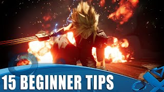 Final Fantasy VII Remake - 15 Essential Tips For Beginners