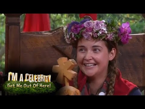 Jacqueline Is Your Queen of the Jungle! | I'm a Celebrity... Get Me Out of Here!