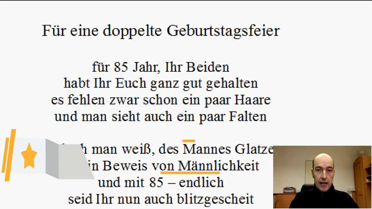 Doppelgeburtstag Spruche Gedicht Doppelter Geburtstag Lustig Witzig