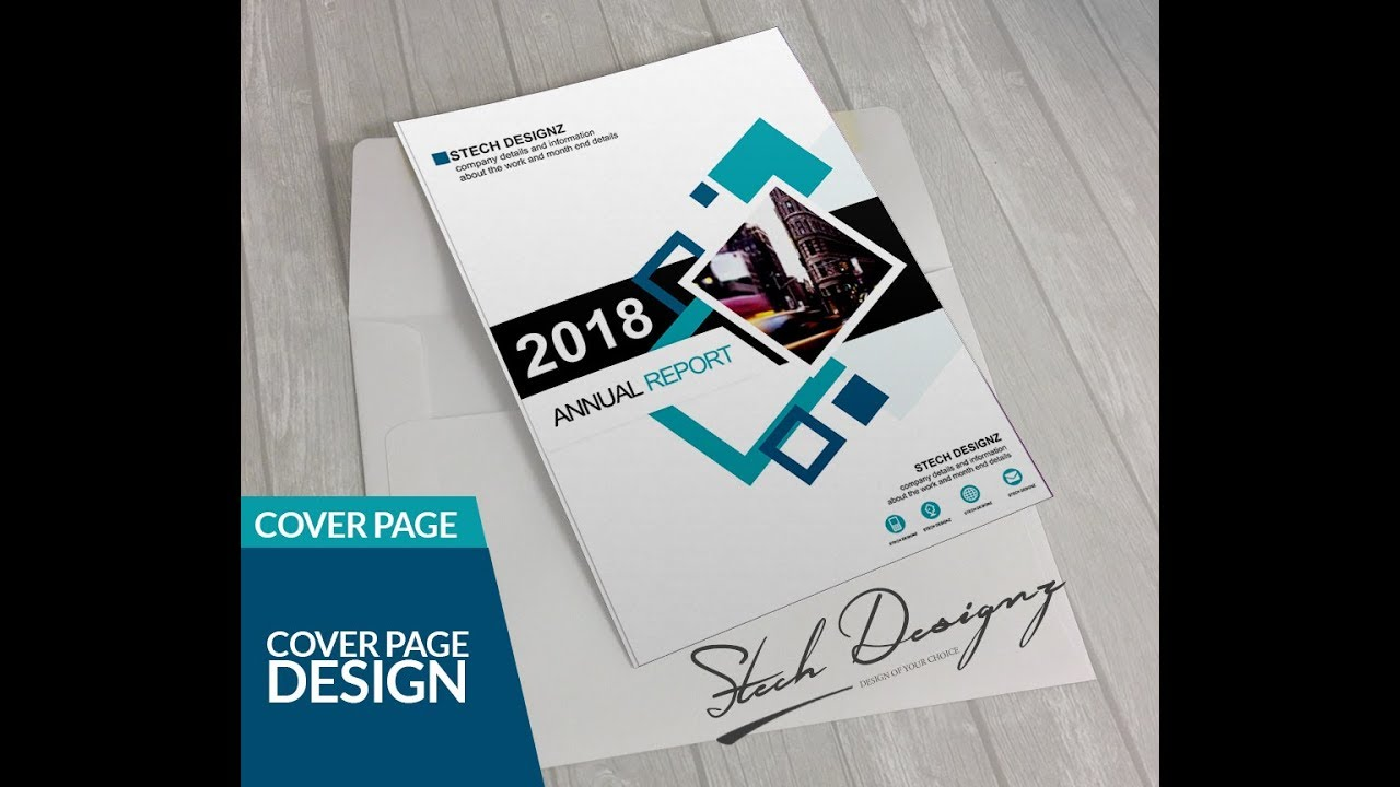 Corel Draw Book Cover Design : How to create book cover page in coreldraw