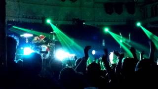 Twenty One Pilots - Truce + Trees, Live @ Paradiso Amsterdam, 10-11-2014