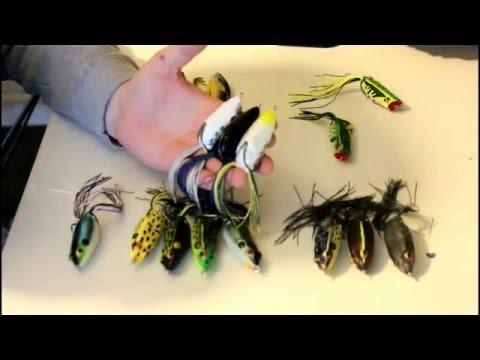 Frog Fishing Tips