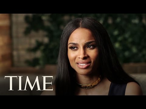 Ciara: Motherhood Inspired Me To Use The F Word On My Album | TIME