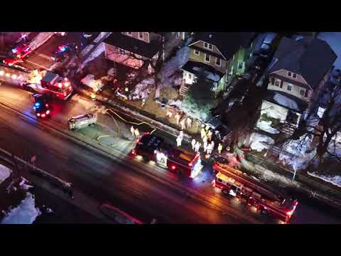 VIDEO: Possible Reckless Driver Probed In Route 46 Crash In Ridgefield Park