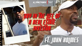 A Day In The Life of A Real Estate Investor