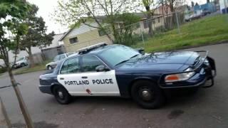 Portland Cops get asked personal questions in return Oregon Cop Block