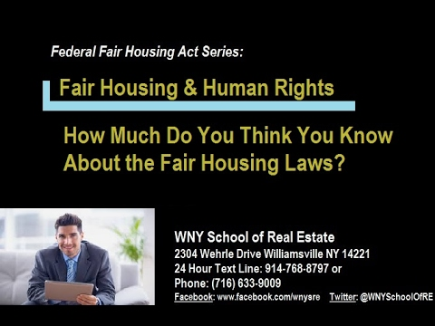 How Much Do You Think You Know About Fair Housing Laws?