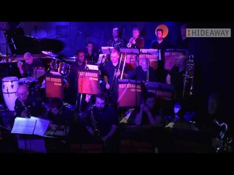 Hot Orange Big Band with Chantelle Duncan - If I Ever Lose This Heaven