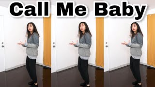 "EXO 엑소 ""Call Me Baby"" (short dance cover) 