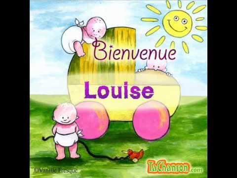 Prénom Louise