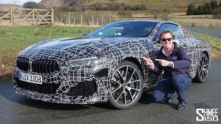 Sneak Peak at the NEW BMW 8 Series M850i xDrive | FIRST DRIVE