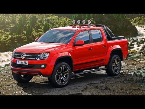 vw amarok canyon youtube. Black Bedroom Furniture Sets. Home Design Ideas