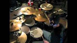 ♫ UNHOLY CONFESSIONS drum cover : A7X ♫  **GOOD QUALITY**