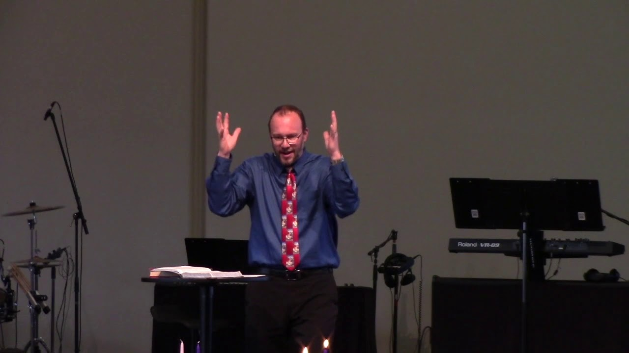Rhythms of Grace (Sermon 12/8/19)